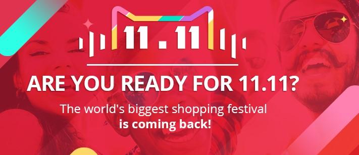 Singles Day is wereldwijd een shopping event. Slimme speakers zijn hierbinnen focus van retail.