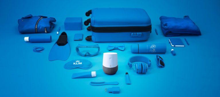 KLM voegt nu slimme diensten toe aan het servicepakket.